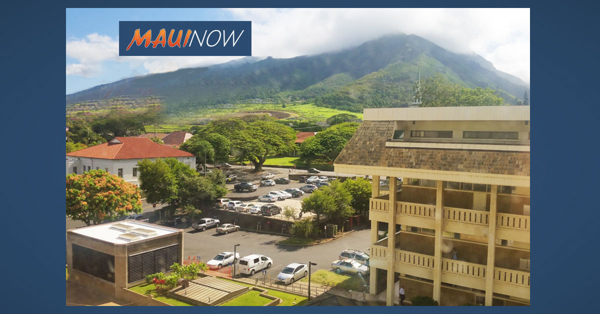Proposed Maui Real Property Tax Changes Focus of Community Meeting