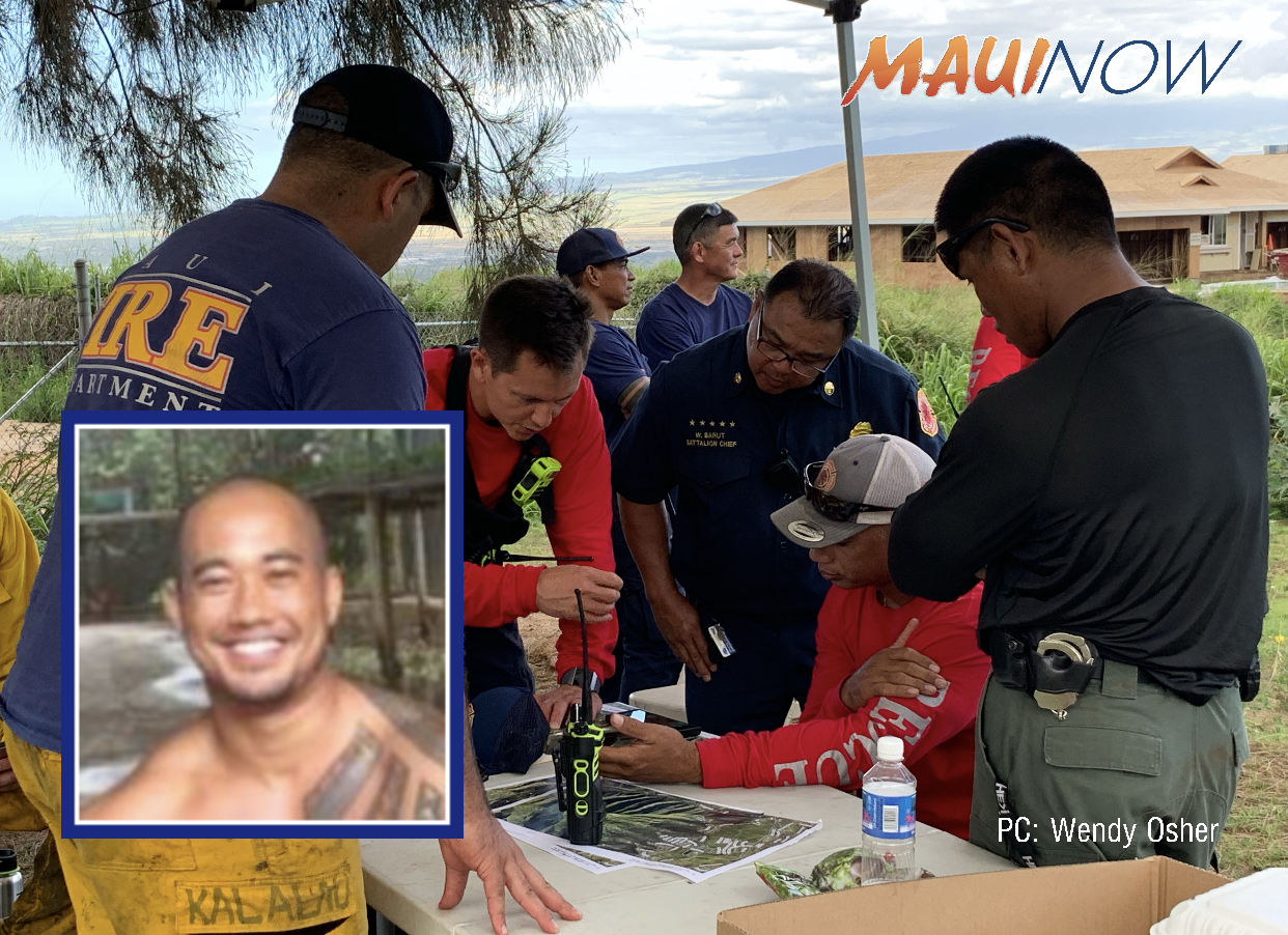 Family of Missing Maui Man, Noah Mina, Issues Public Statement