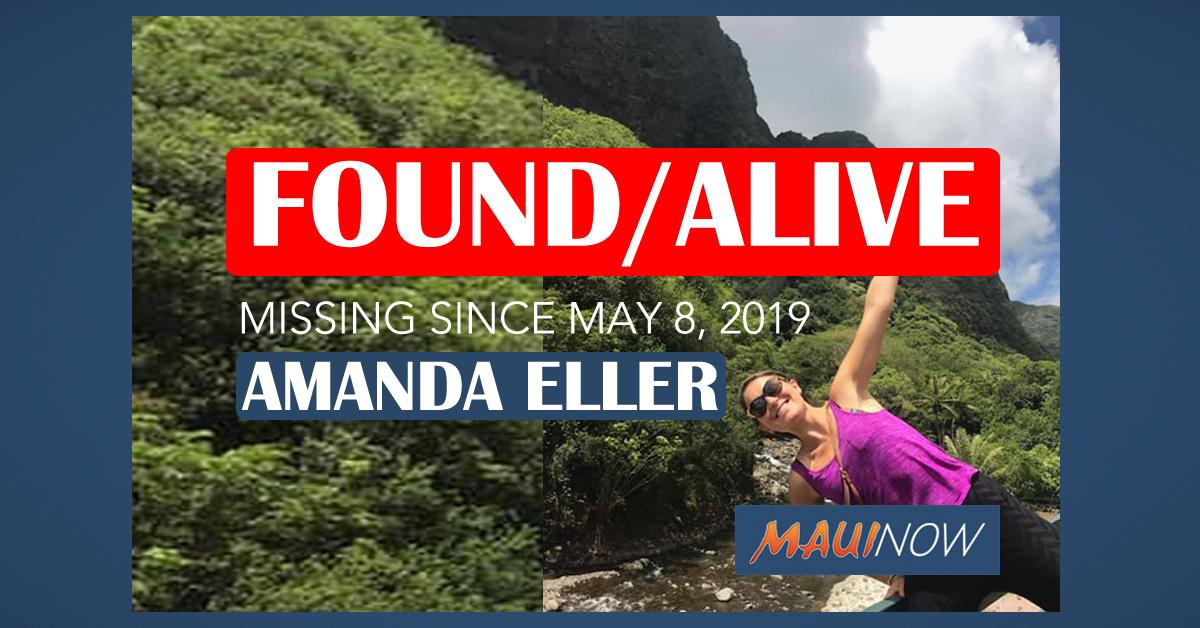 Amanda Eller: Found in Forest Alive