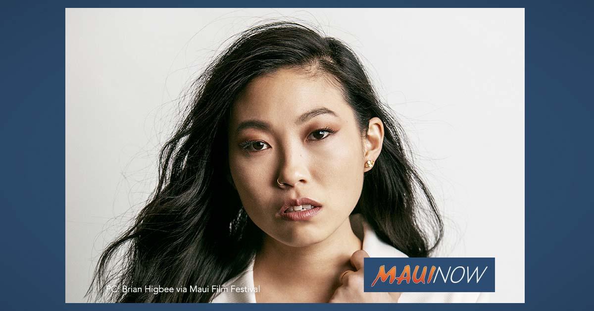 Awkwafina Selected for 2019 Maui Film Festival Shining Star Award