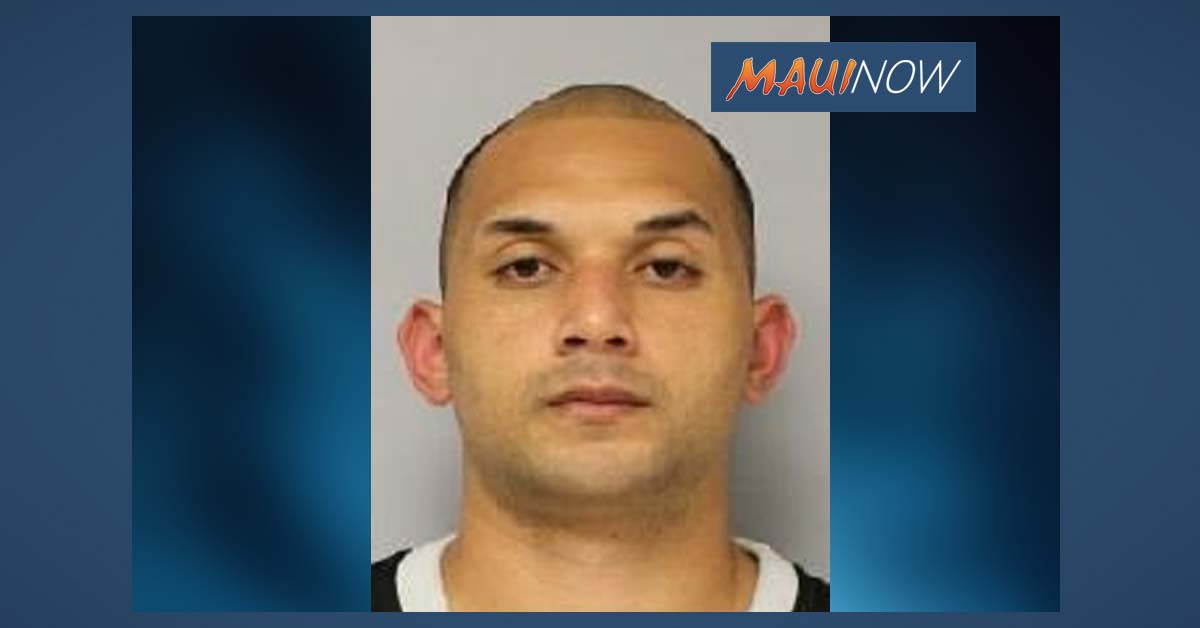 Search of Ha'ikū Home Nets Arrest, 1.2 Pounds of Meth Found