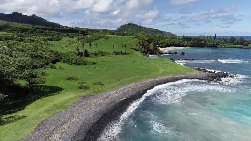Hāna Pasture Gets Grant for Conservation Protection