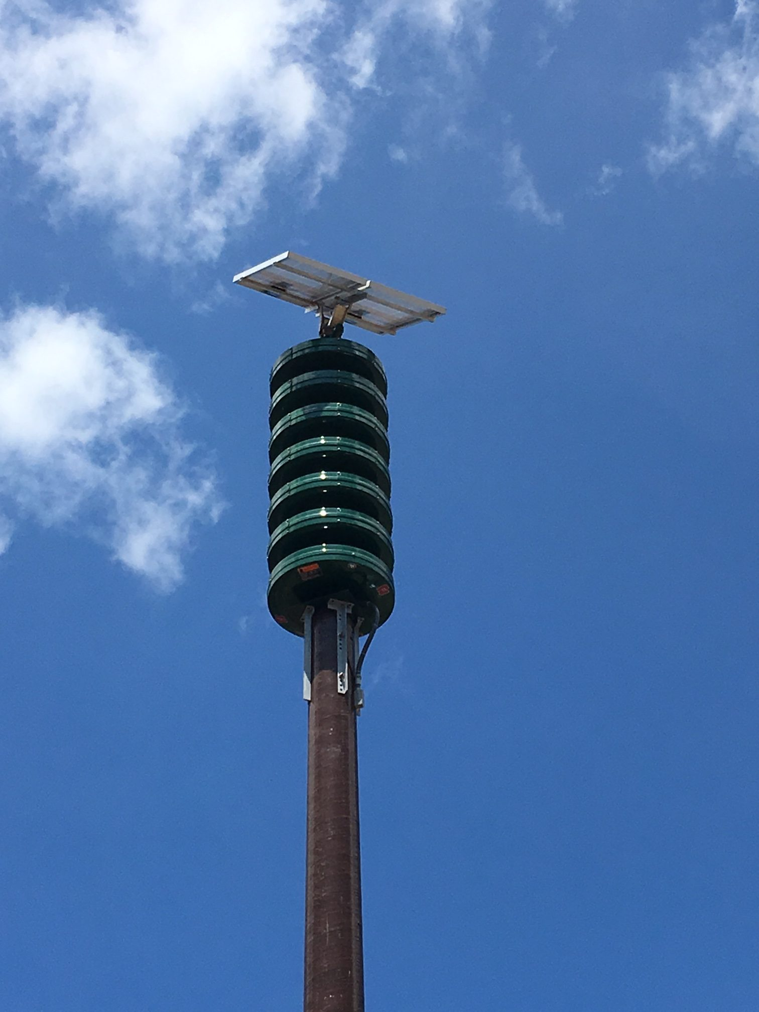 Monthly Siren and Emergency Alert System Test, June 3