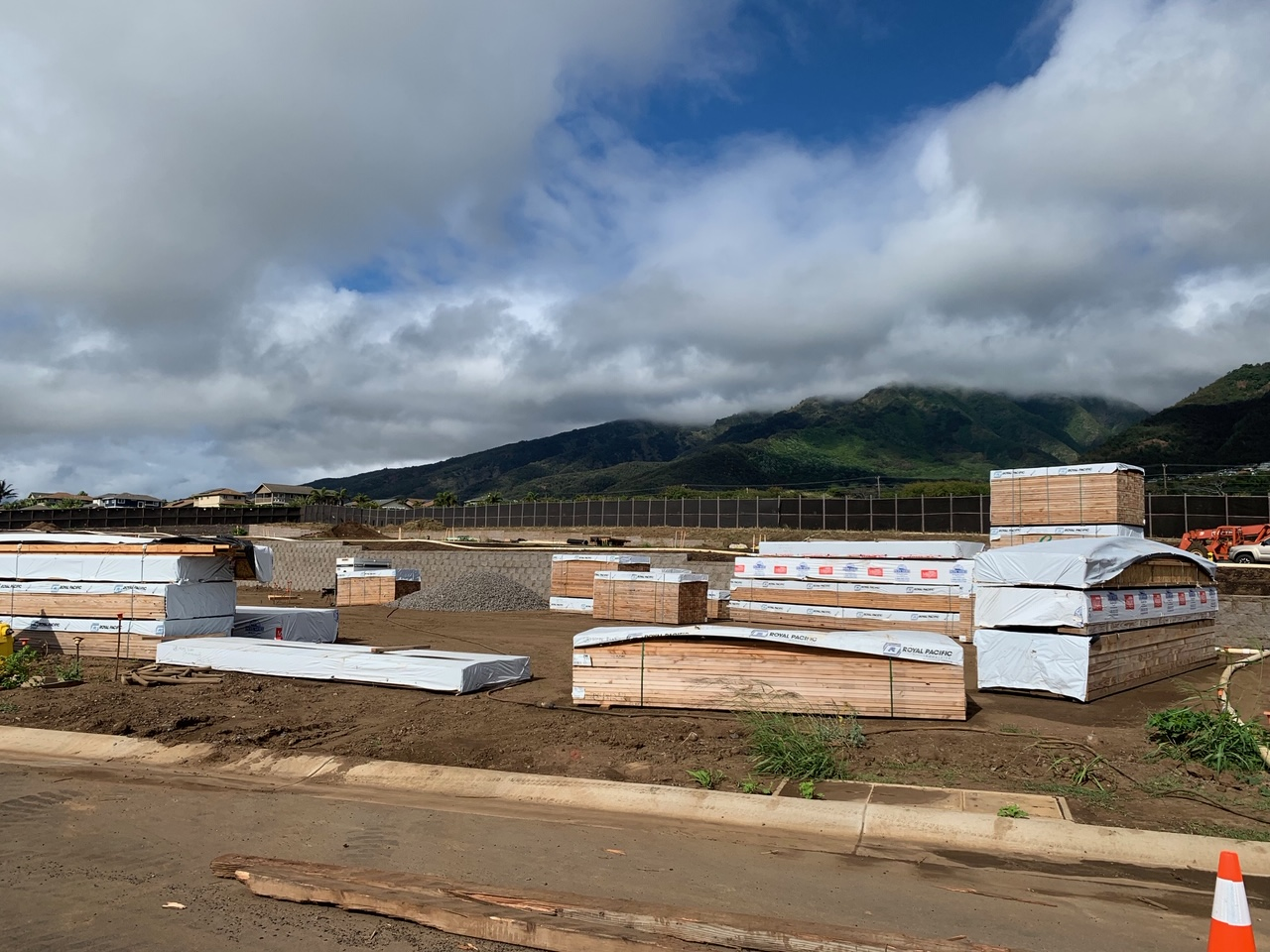 Lotteries Held, Construction Starts at Wai'ale 'Elua Workforce Housing