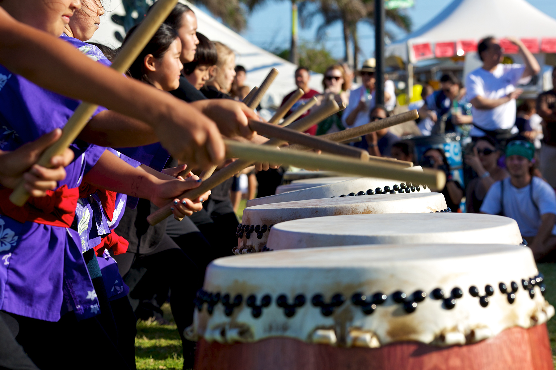 A Not-to-be-Missed Maui Matsuri Weekend