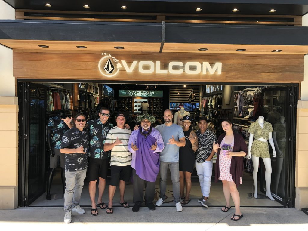 Volcom Celebrates New Shops at Wailea Location