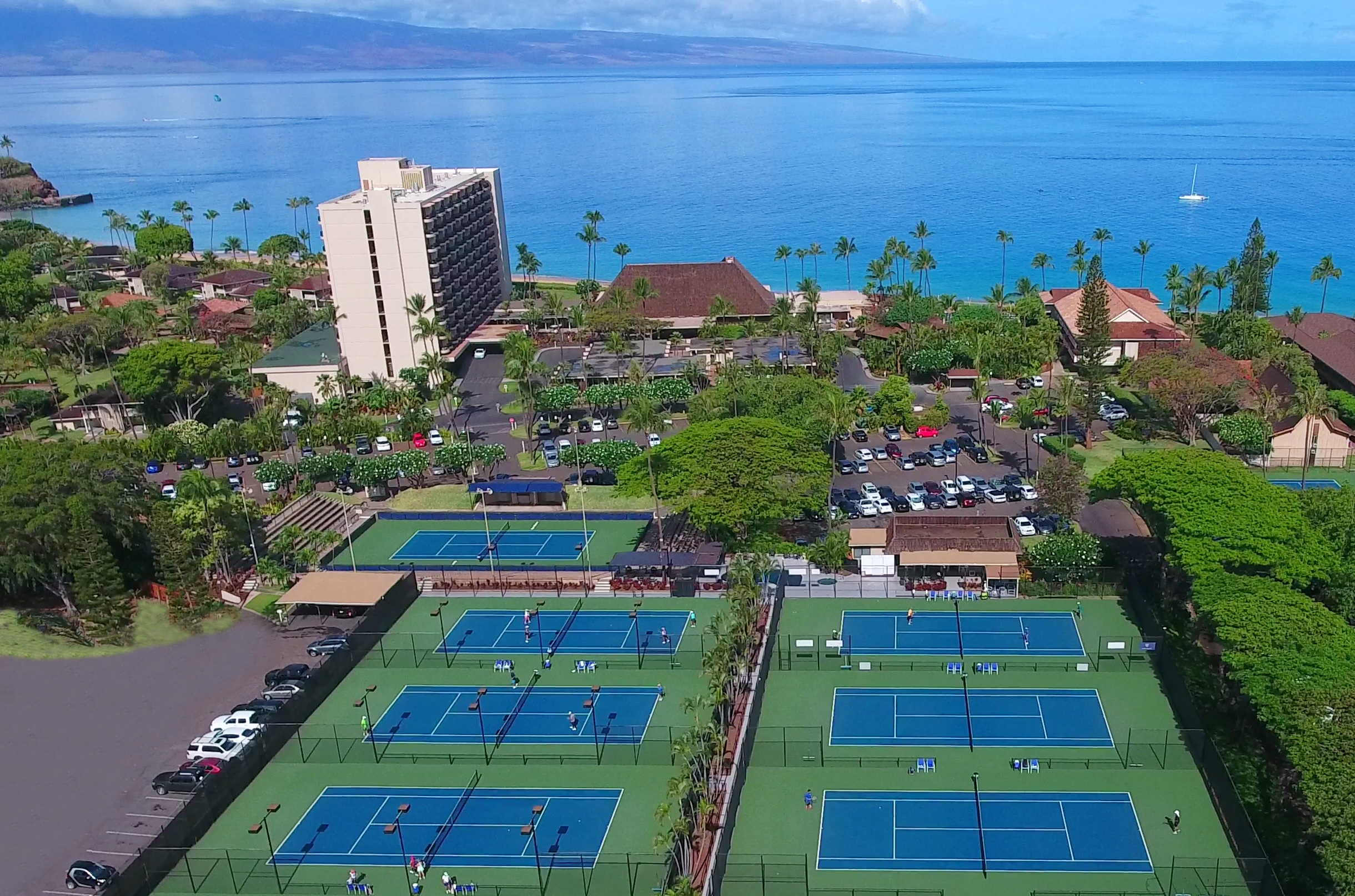 Royal Lahaina Tennis Ranch to Host World-Class Tennis Camp