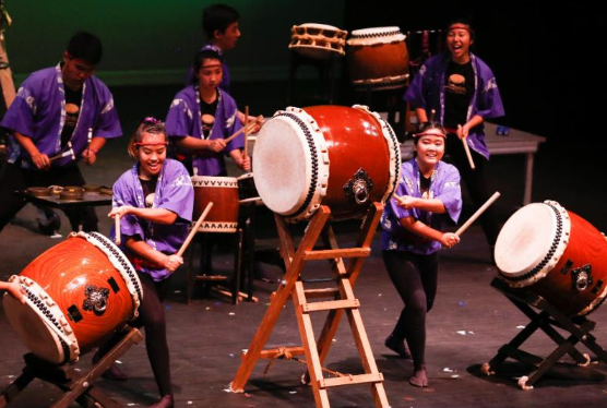 20th Annual Taiko Festival at the MACC, June 22