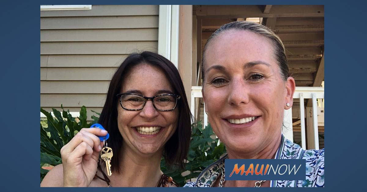 Wailea Realty Helps Clients With Down Payments