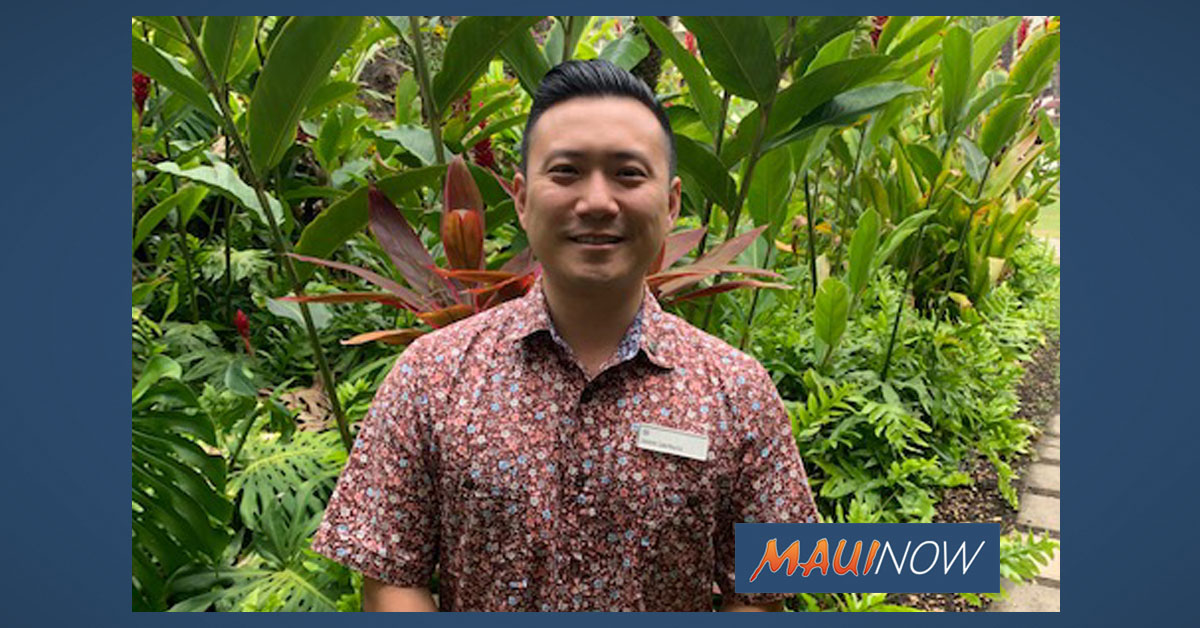 Sheraton Maui Names Director of Event Management