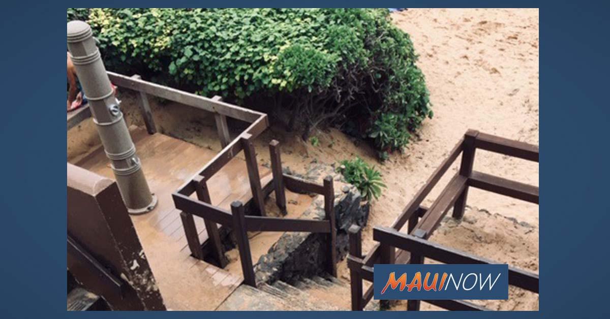 Keawakapu II Beach Park Closed May 29 to 30