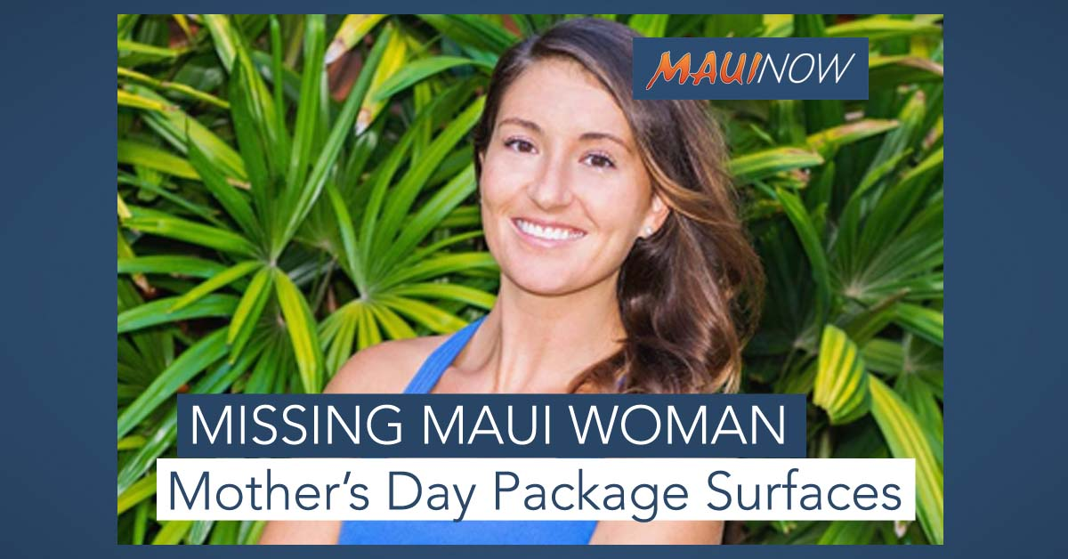 "Mother's Day Package ""Mailed The Day She Disappeared"""