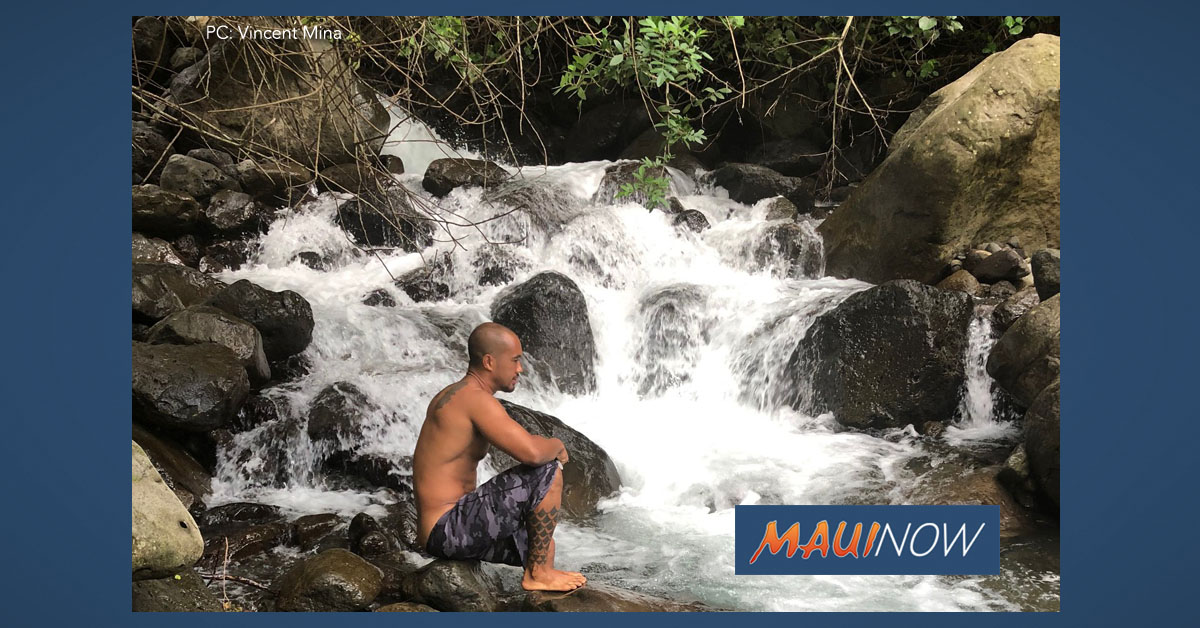 "Family: Noah ""Kekai"" Mina Turned to Nature for Clarity"