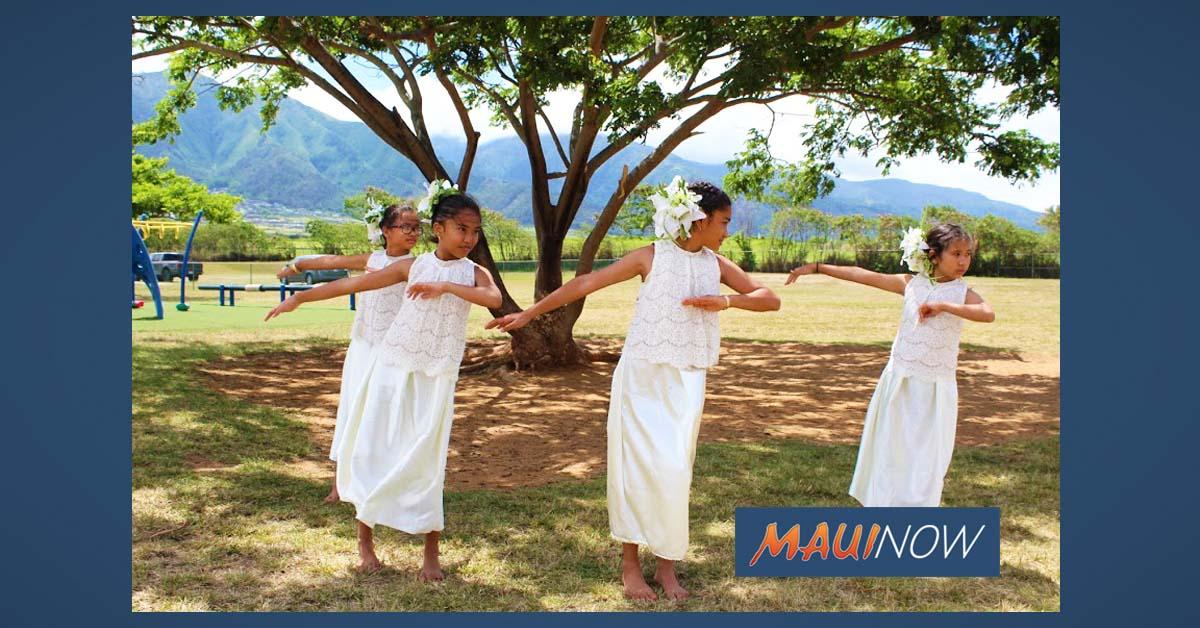 Pōmaika'i Elementary Perform Kaho'olawe Hula Drama, Tonight