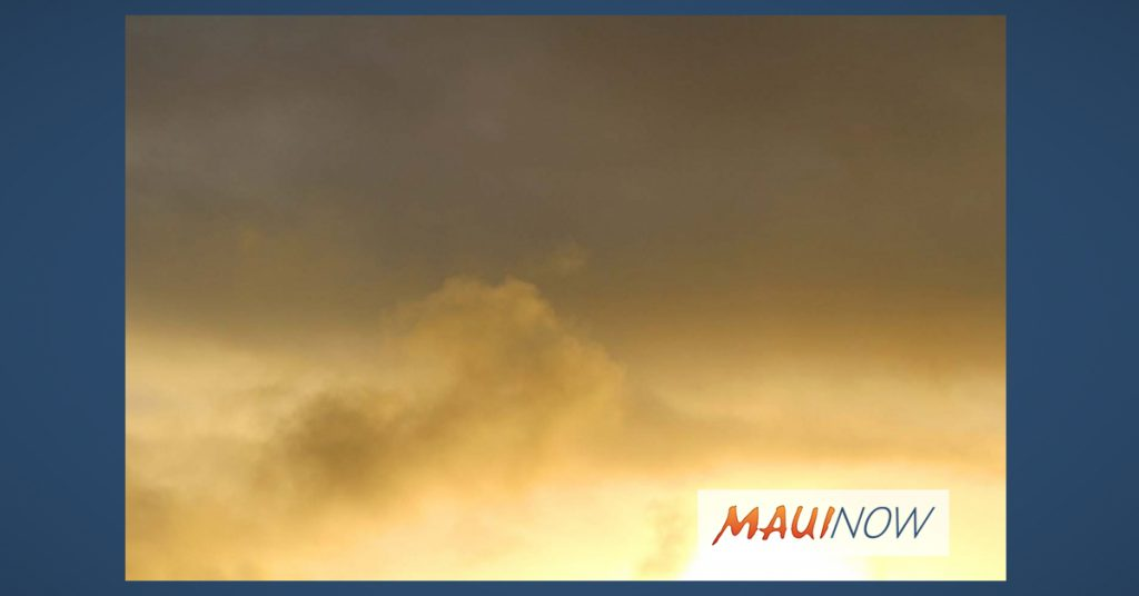 Maui Now: Third Day of Record-Breaking Temps in Kahului