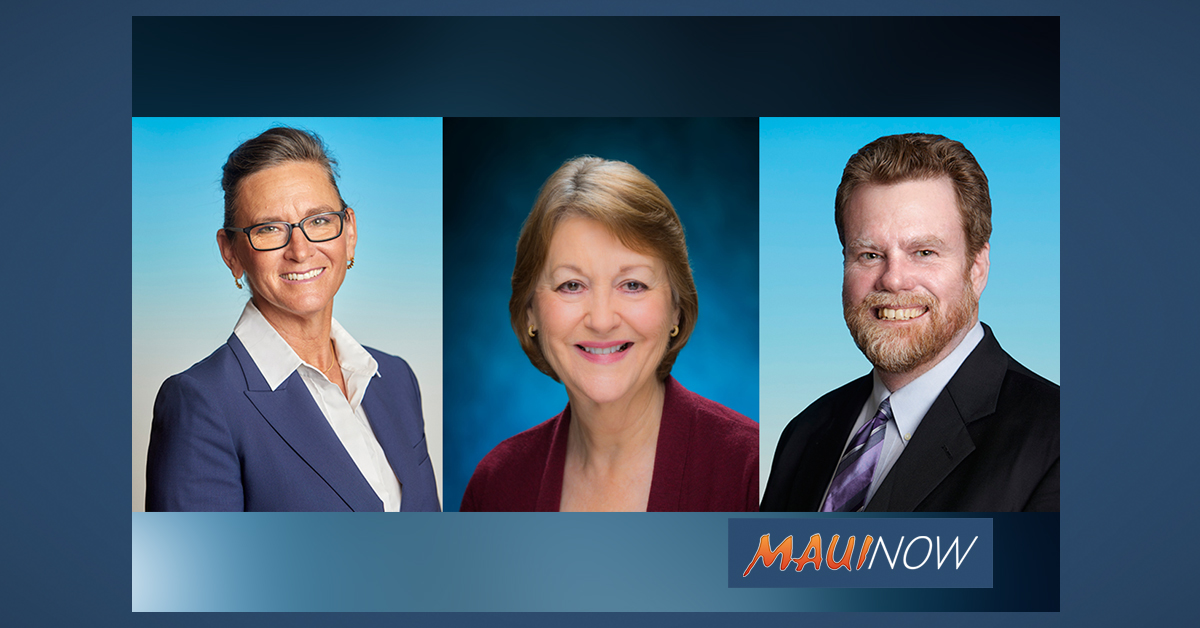Senator Baker Hosts Maui Talk-Story Sessions, May 7-8