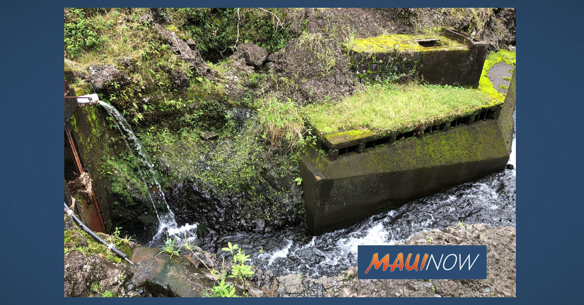 EMI Submits Draft EIS for 30-Year Water Lease to Mahi Pono