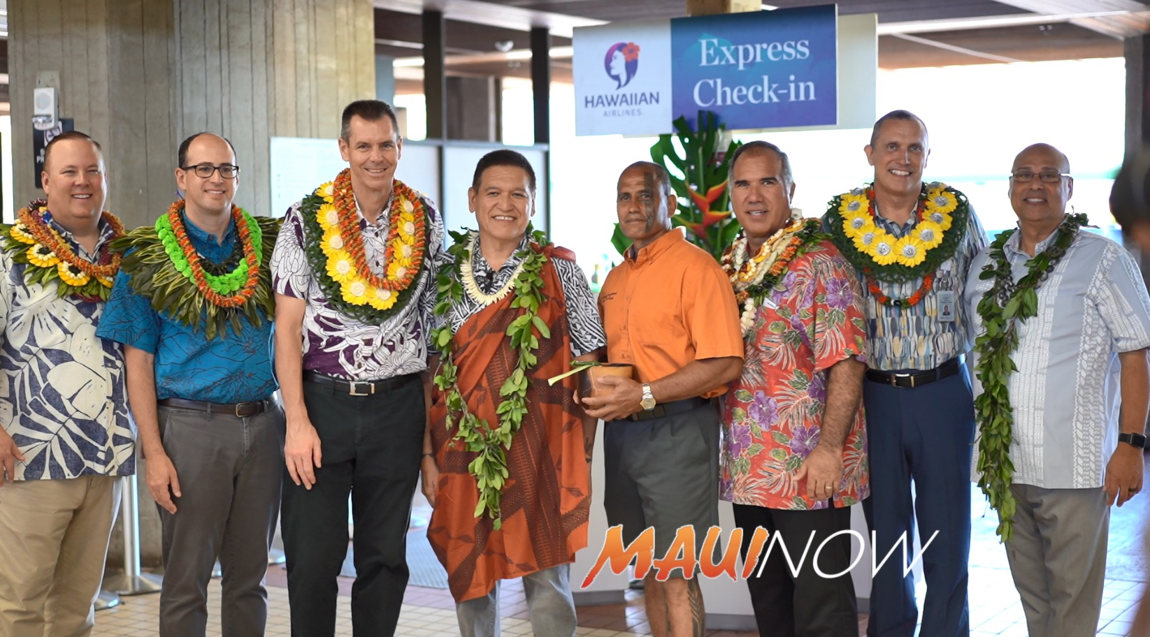 Hawaiian Airlines Reveals Newly Renovated Lobby at Kahului Airport