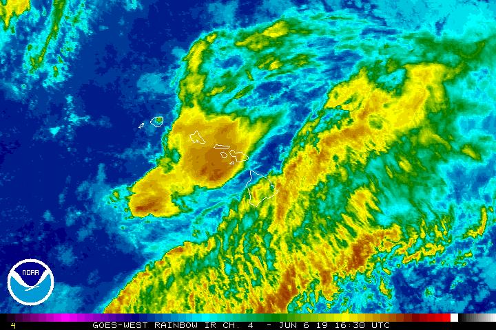 Flood Advisory Lifted for Molokaʻi