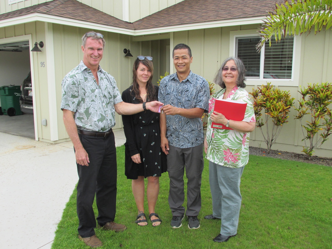 34th Perpetually Affordable Home on Maui