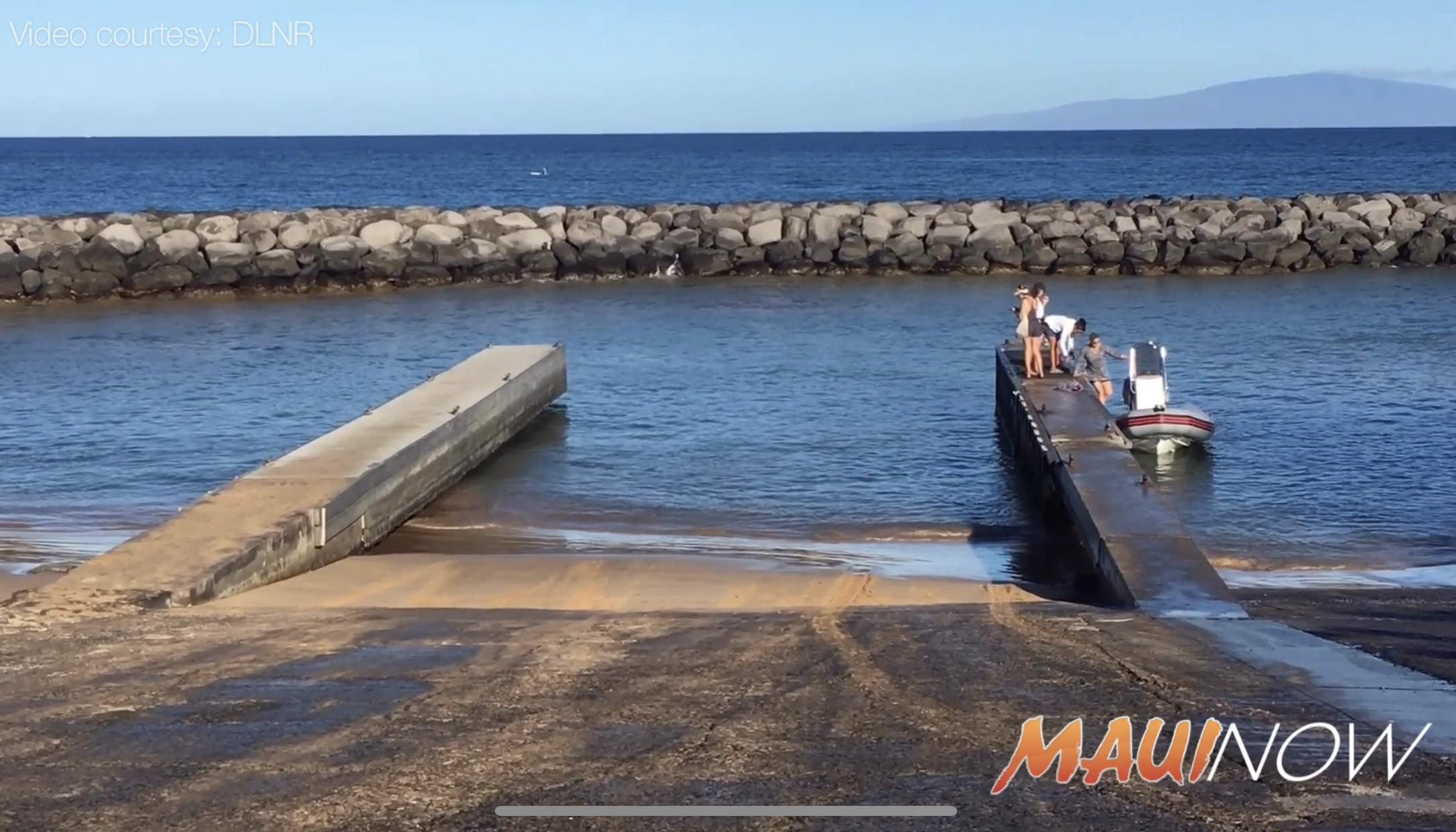 State to Dredge Kīhei Boat Ramp