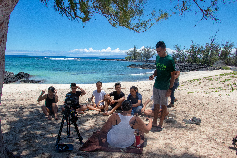 Kamehameha Schools Unveils Virtual Field Trip