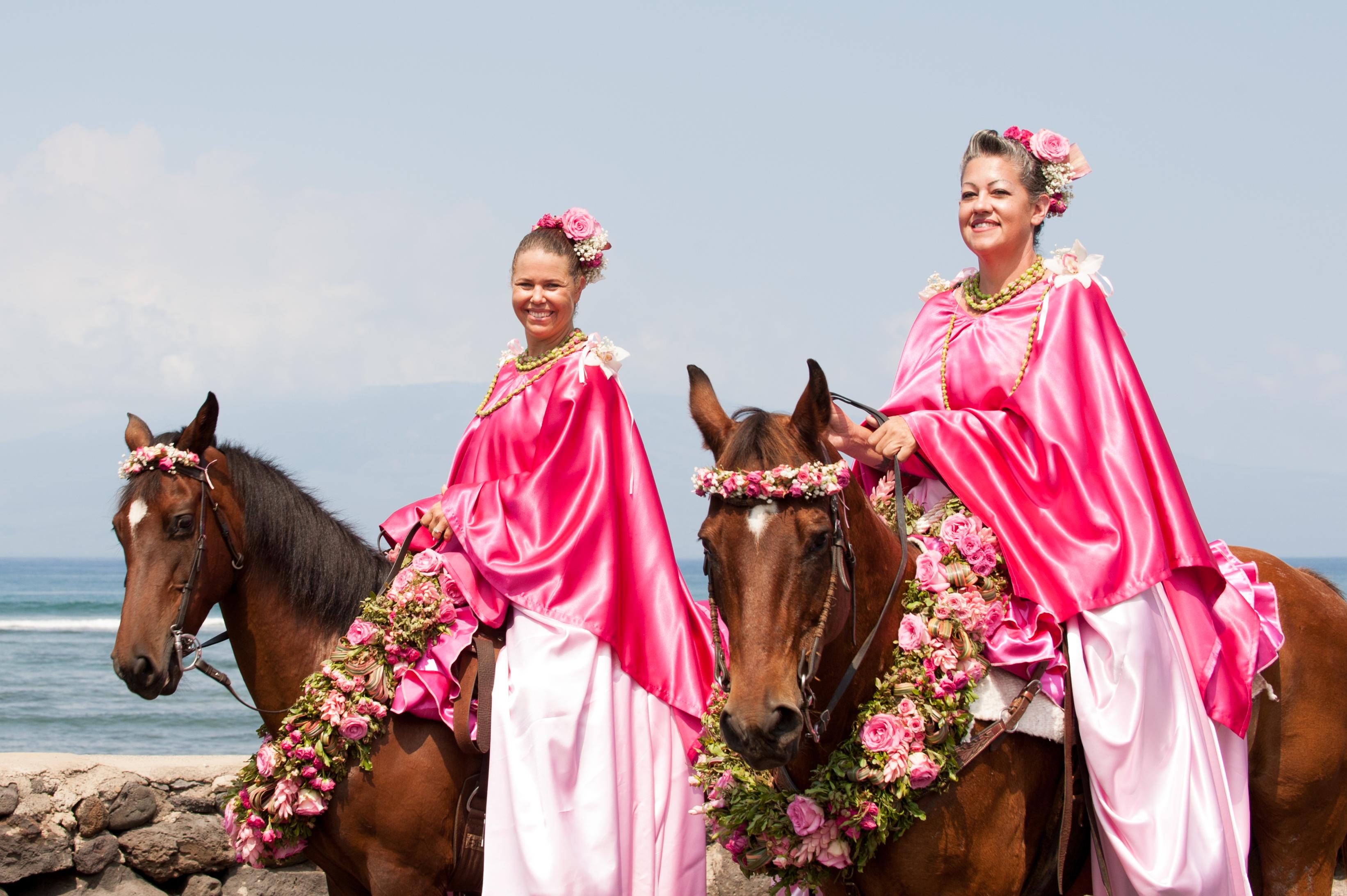 2021 Nā Kamehameha Commemorative Pā'ū Parade and Ho'olaule'a Call for Entries