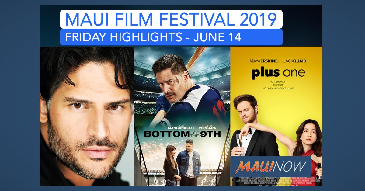 Friday Maui Film Festival Highlights