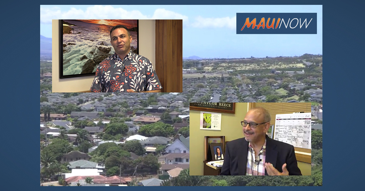 Maui Affordable Housing Needed Now, Identified as Top Priority