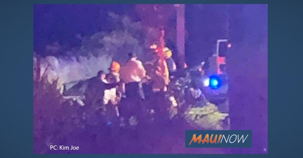 Maui Now: Deadly Hāli'imaile Crash Claims Life of Texas Woman
