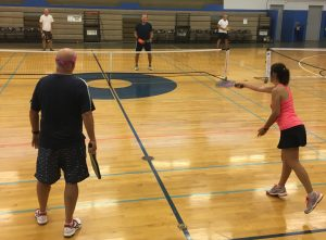 40 Players Compete in Maui Pickleball Tournament