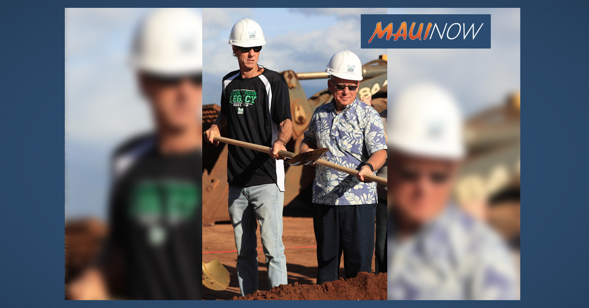 Maui Preparatory Academy Receives $250,000 Gift