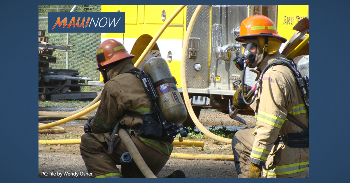 Emergency Exercises 10 to 10:45 a.m. at Kahului Airport