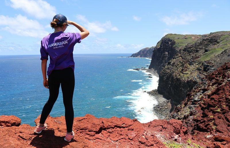 'Ohana by Hawaiian Celebrates 5 Years: Helps to Restore Moloka'i Dunes