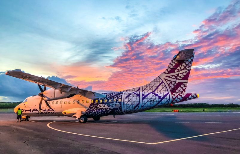 Hawaiian Airlines to Suspend 'Ohana by Hawaiian Service