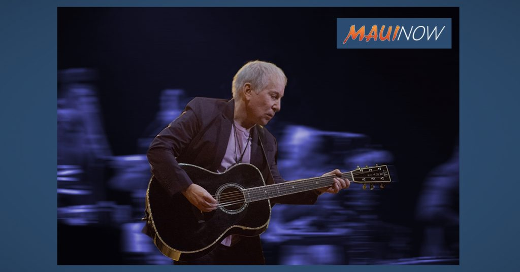 Maui Now: First of Two Paul Simon Maui Concerts Tonight