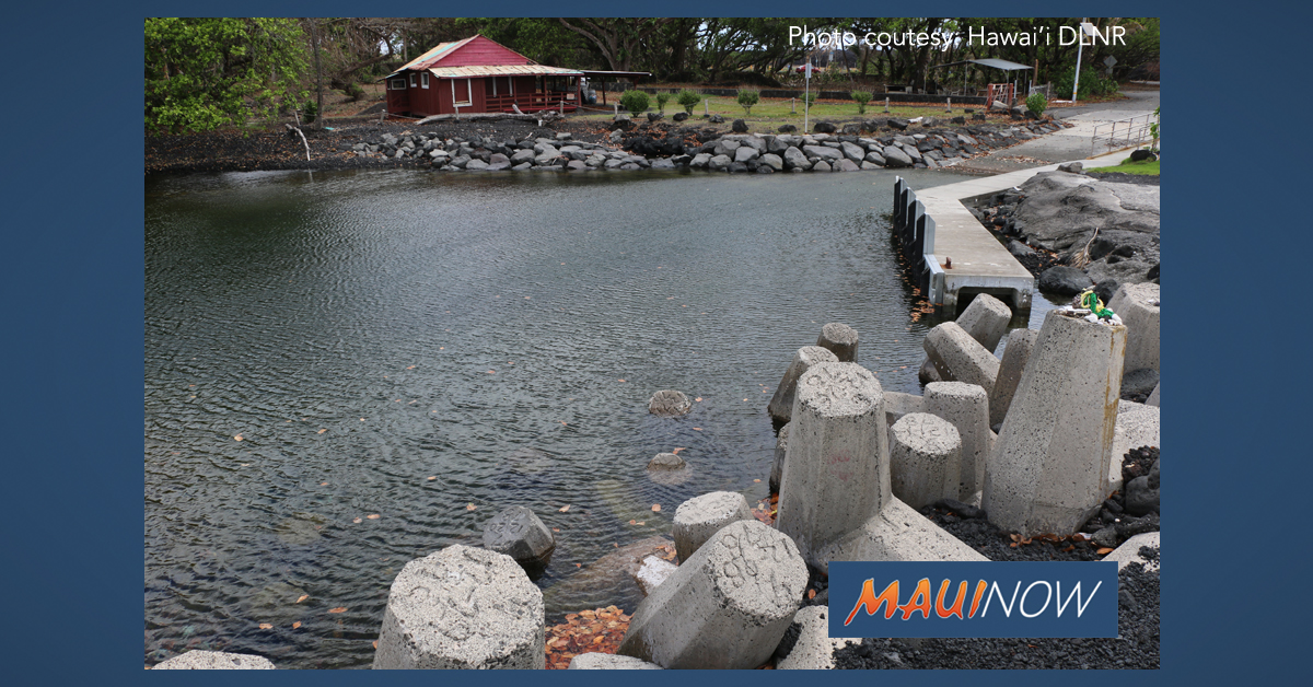 Engineers Recommend New Boat Ramp for Puna