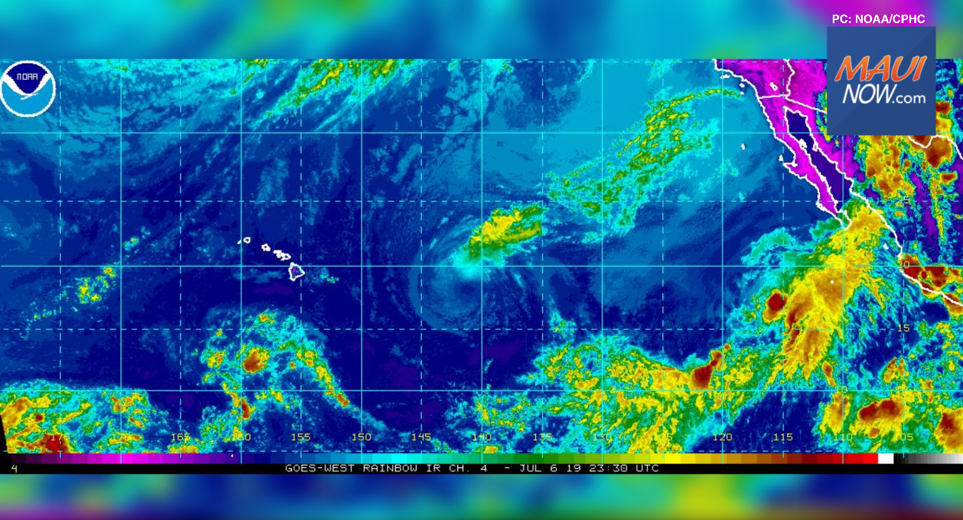 Barbara Weakening, Residents Urged to Remain Vigilant