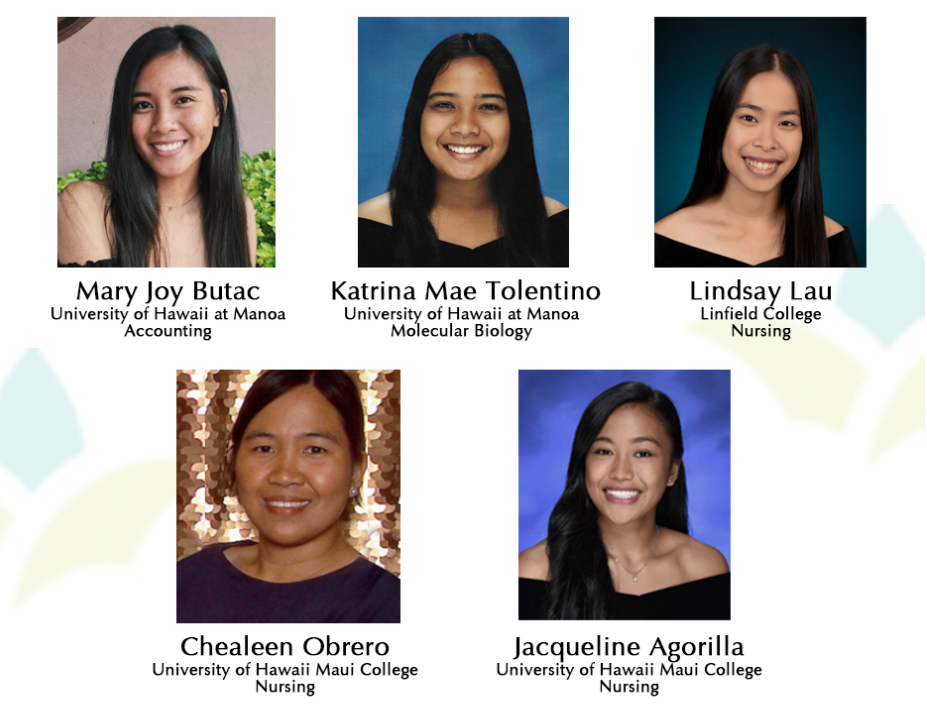 Maui Federal Credit Union Announces 2019 Scholarship Recipients