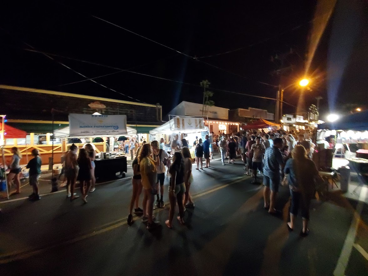Last Makawao Third Friday Town Party Next Month