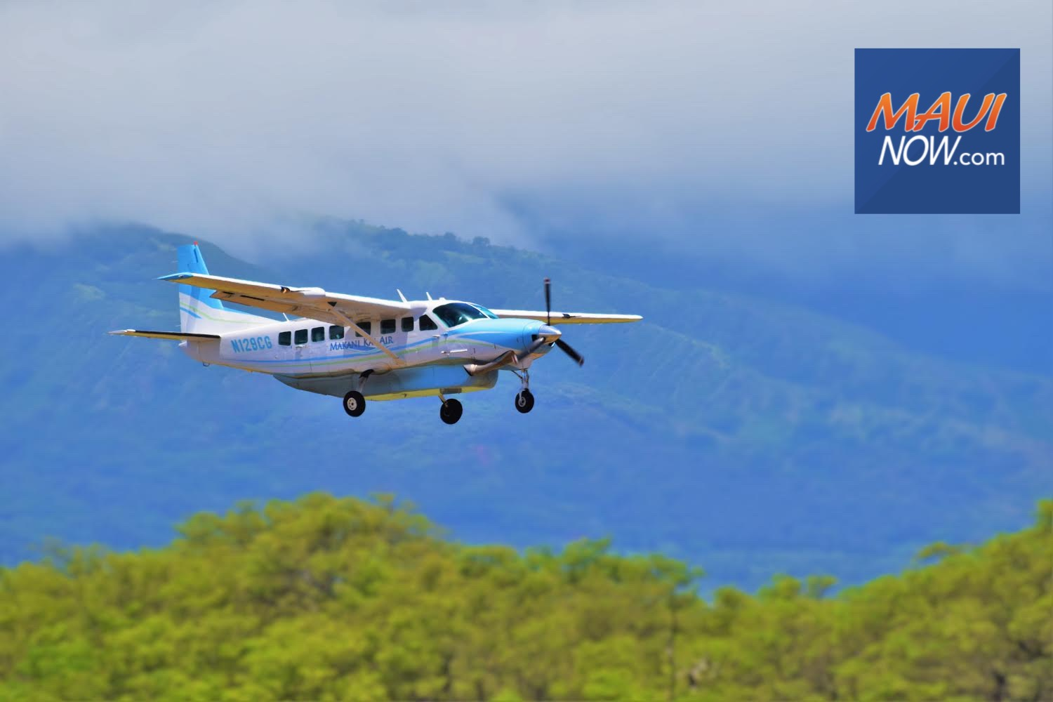 Makani Kai Air Announces Maui to Kona Flights
