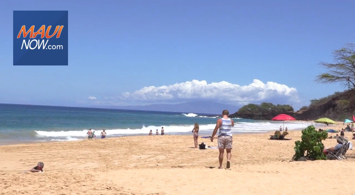 Bones Wash Up on South Maui Beach, SHPD Notified