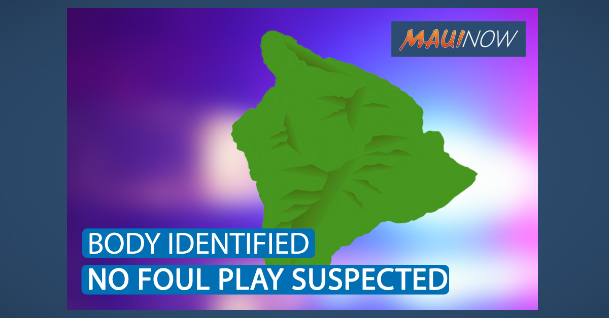 Hawaiʻi Island Police ID Body Found July 11 in Hilo
