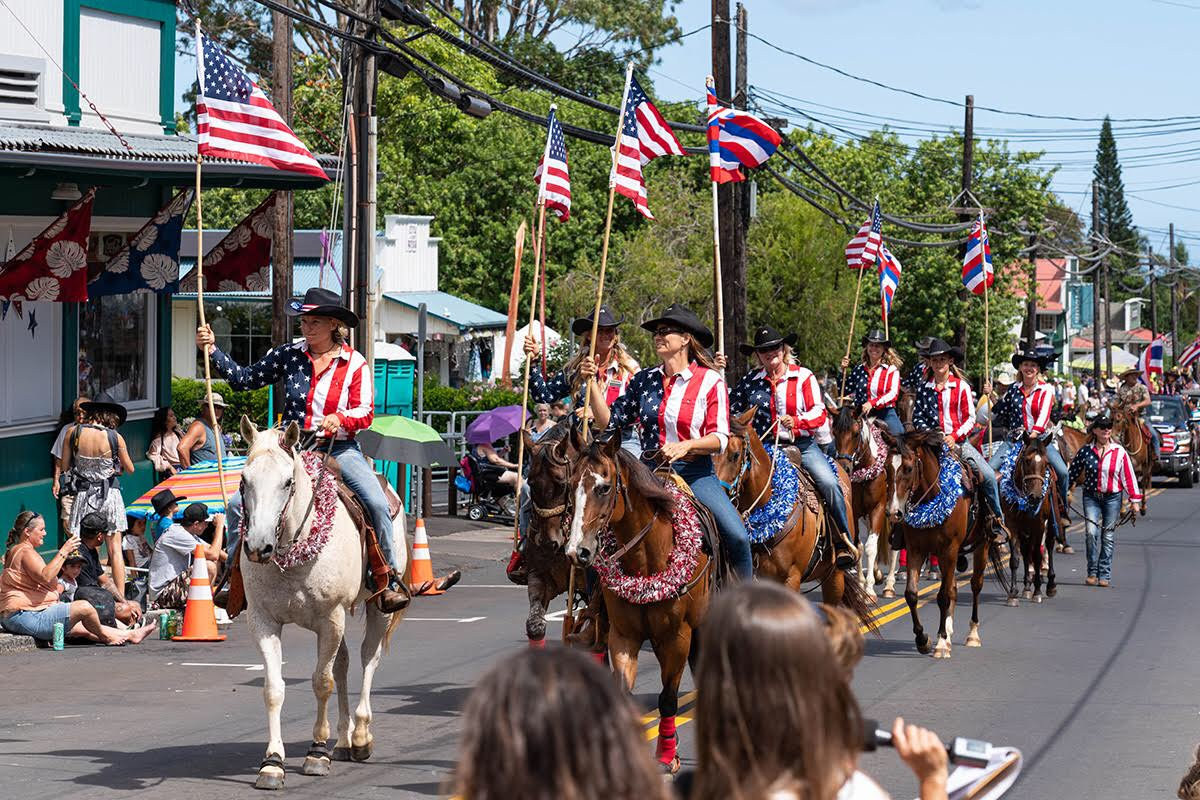 55th Annual Makawao Parade, 4th of July Stampede Rodeo Canceled Due to COVID-19