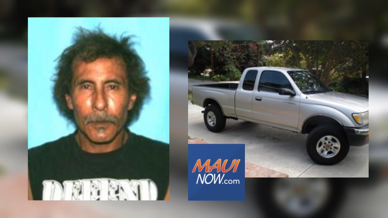 Missing: 58 Year Old Wailuku Man Last Seen Monday