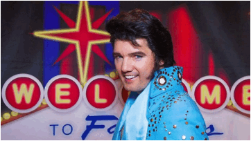 Elvis Tribute Artist to Perform at Maui Sunday Market, July 14
