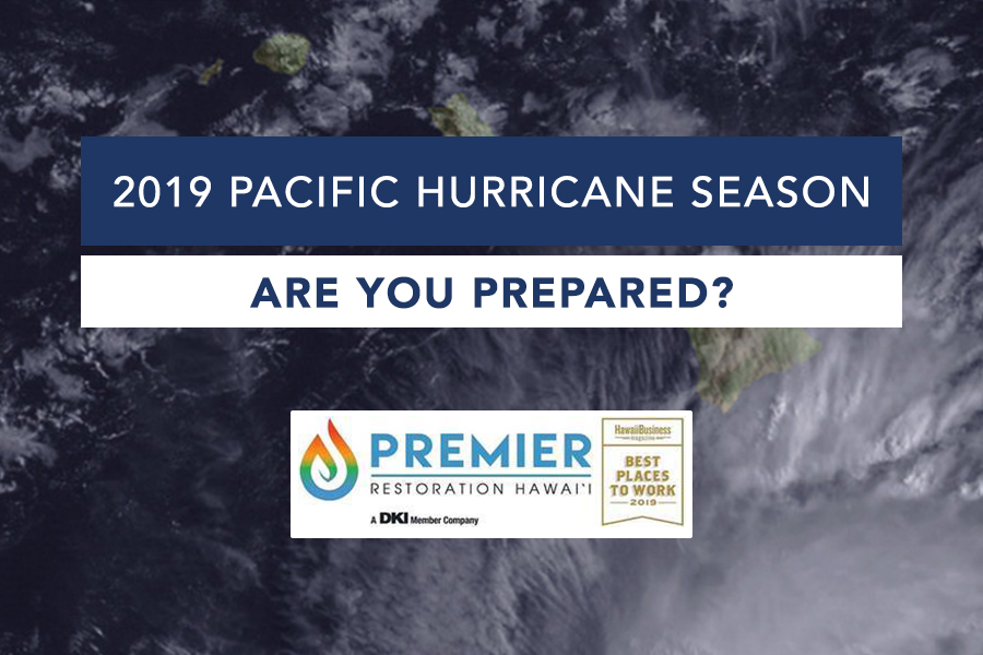 2019 Pacific Hurricane Season Is Here. Are you Prepared?