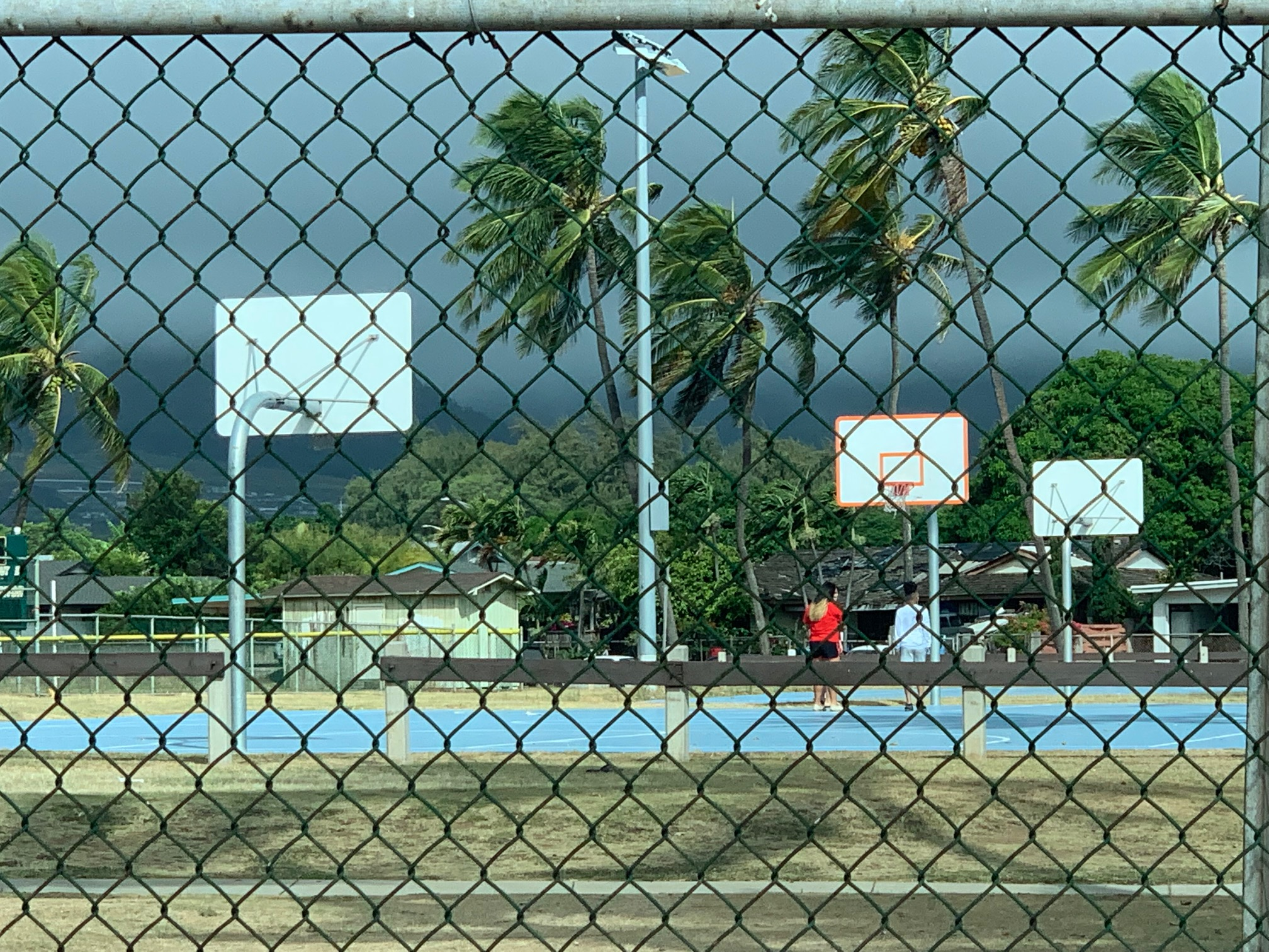 Kahului Outdoor Basketball Courts Eyed for Possible Two Week Closure Amid Complaints