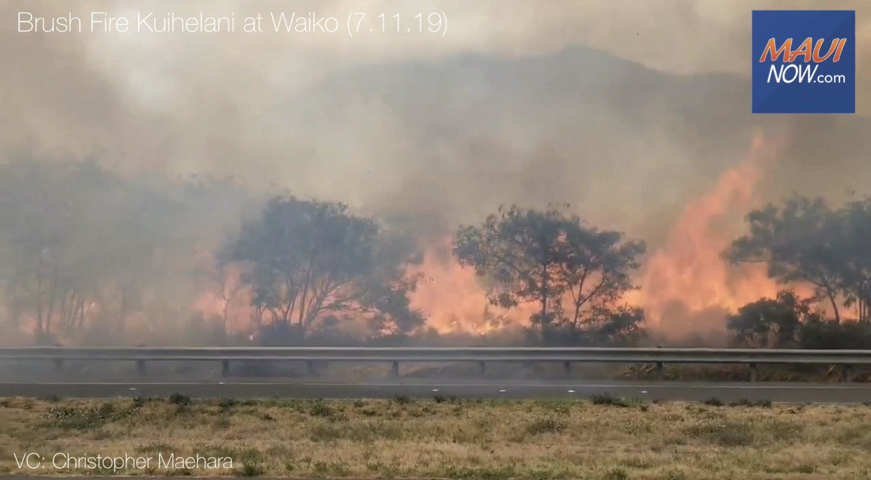 Maui Wildfire Thursday Updates: Crews Monitor Fire Overnight