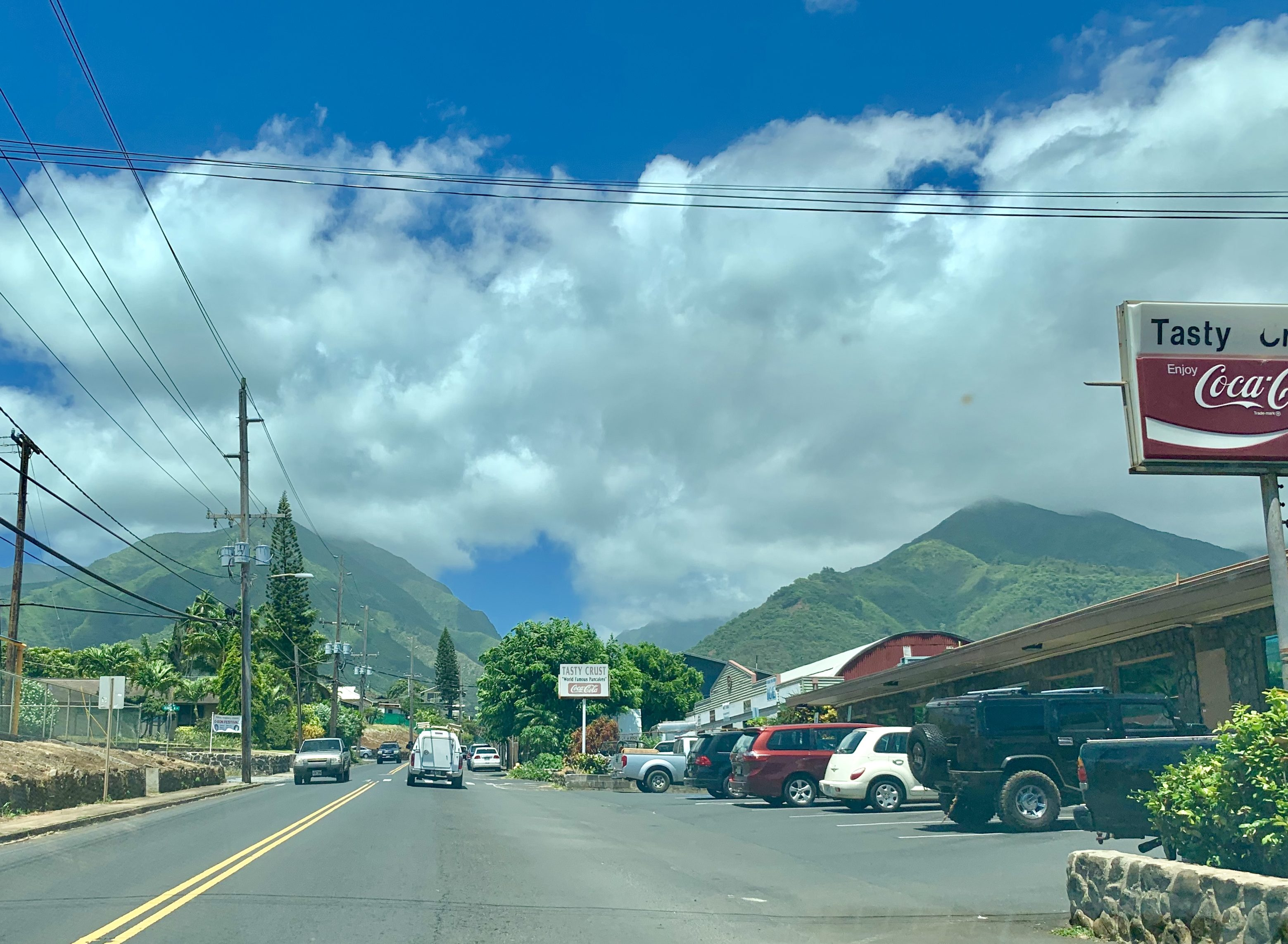 Mill Street Pavement Preservation in Wailuku, Aug. 1